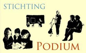 Logo Stichting Podium