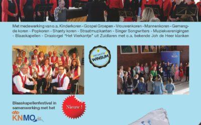 Vocale en Muzikale dag Winsum