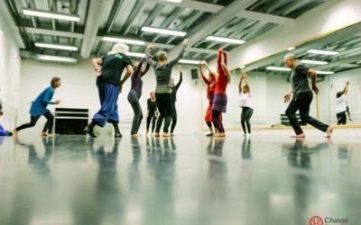 Dansproject Courage 65+, Nu ook van start in Kantens